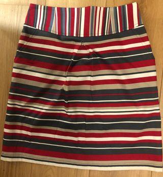 Falda de Trucco multicolor- talla 38