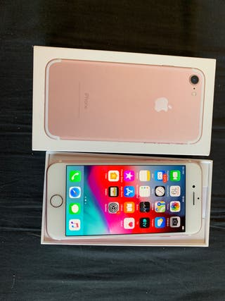 iPhone 7 rosa gold 128 gb