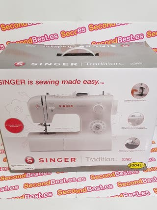 Maquina coser Singer Tradition 2282