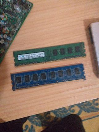 placa base con un AMD
