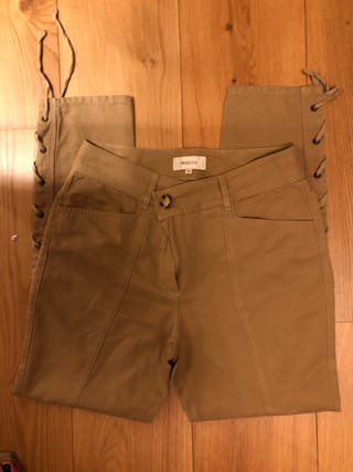 Pantalón Beige de Trucco - talla 38