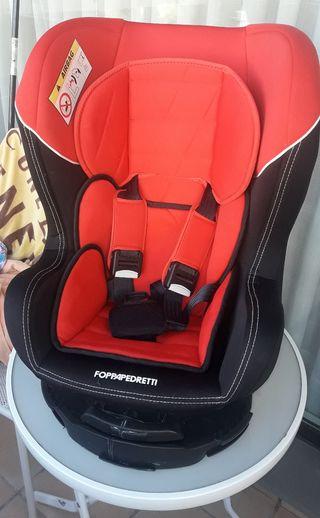 silla bebé 0-18kg casi nueva