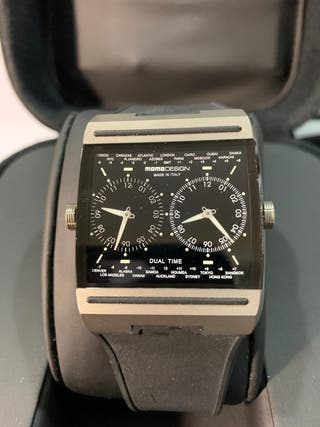 Reloj Momo