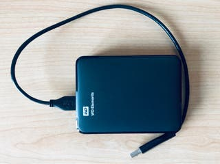Disco duro 2 TB Western Digital