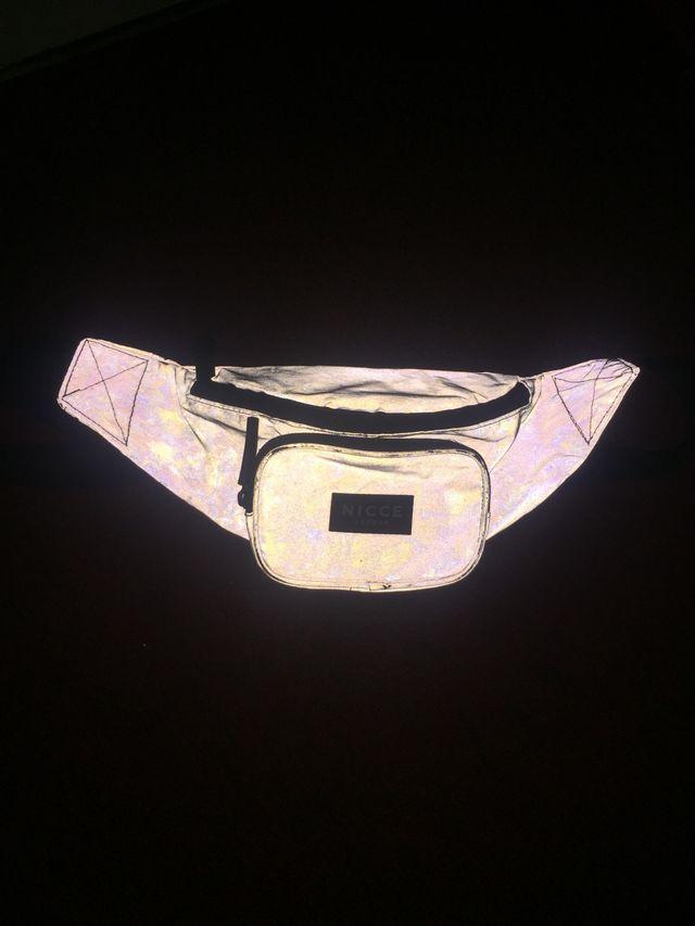 Nicce Reflective Fanny Pack (Waist bag)