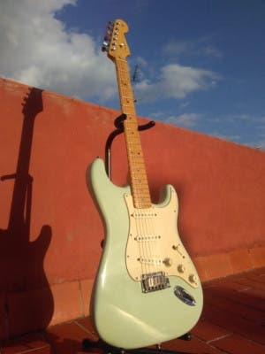 fender stratocaster american series