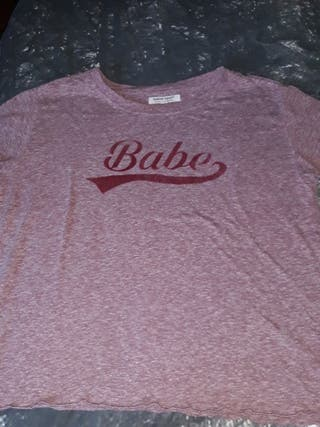 camiseta babe