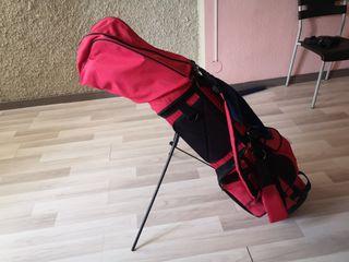 juego 14 palos golf con bolsa boomerang