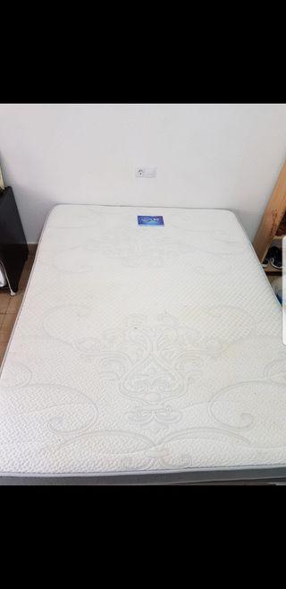 cama 150x200 + somier