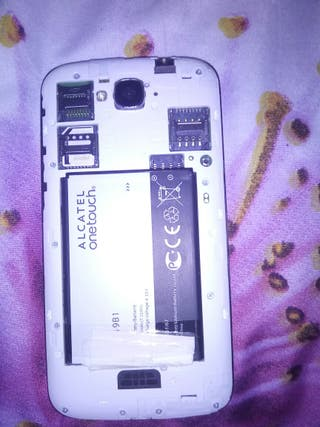 Movil Alcatel One Touch pop c7