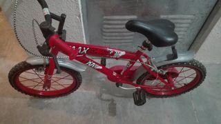 bicicleta de niño 14D