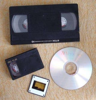 VHS A USB /DVD