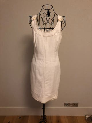 Vestido blanco de Trucco - Talla 38