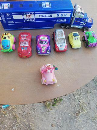 juguetes, coches