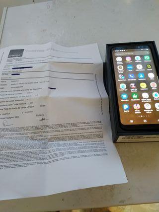 Samsung Galaxy S8 con caja y factura