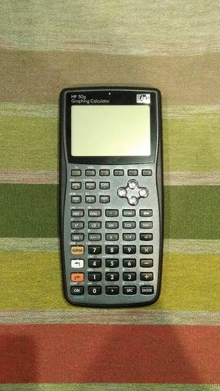 Calculadora Programable HP 50g
