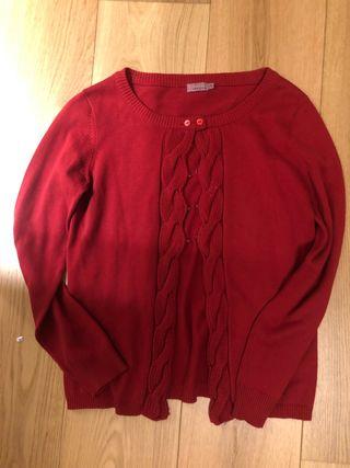 Chaqueta roja de Trucco - talla 38 - Buen estado
