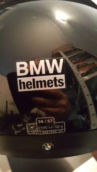 casco BMW system 6 evo talla M