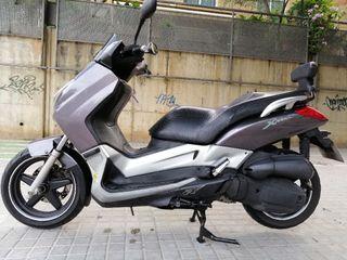 Yamaha Xmax 125cc año 2008