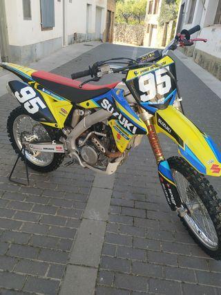 Suzuki RMZ 250cc 4T 2011