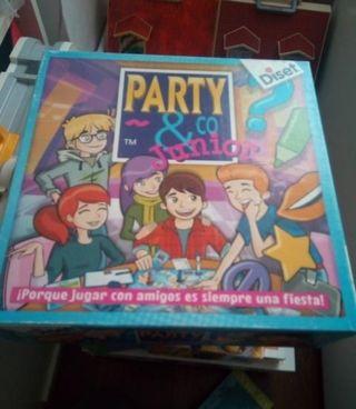 juego party junior