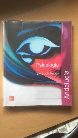 libro psicología 2° Bachillerato