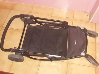 silla de paseo/ carro para los bebés
