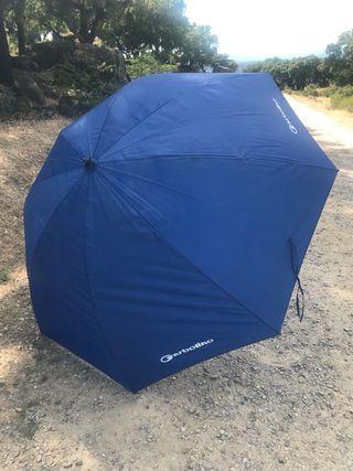Paraguas garbolino 2,50m