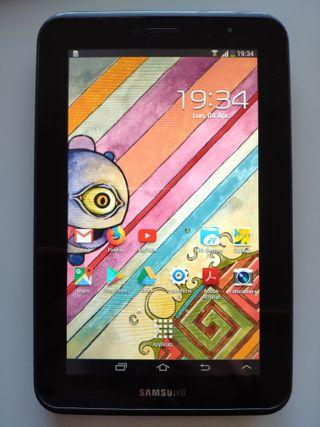 ¡OFERTA! Samsung Galaxy Tab 2 (7.0) en buen estado