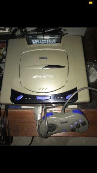 Sega Saturn Japonesa