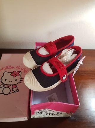 Zapatos Niña Hello Kitty