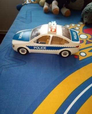 Playmobil policía