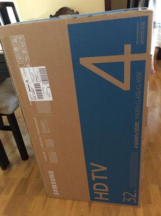 TV HD Samsung 32'' UE32N4300