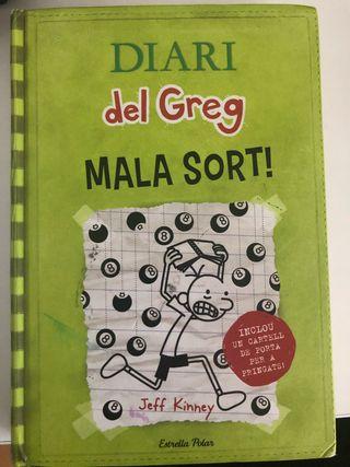 Llibre Diari del Grec
