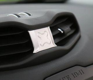 Aluminio central aire Jeep Renegade