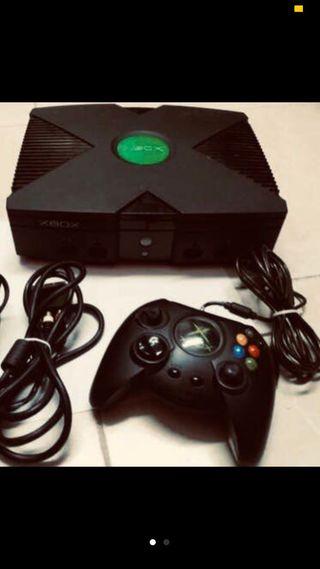 Xbox clásica 2tb