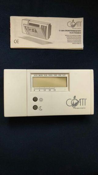 Termostato electrónico