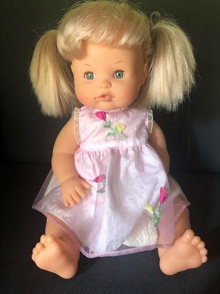 Muñeca Nenuco Peluquería