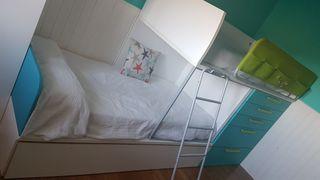 Composición camas BM