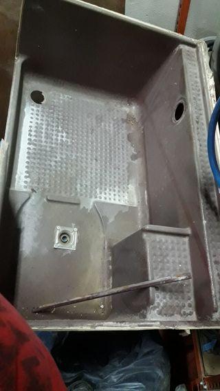 plato de ducha para caravana o autocaravana