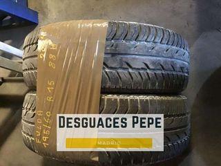 Juego de 2 neumáticos 195 / 60 R15 H Fullrun de se