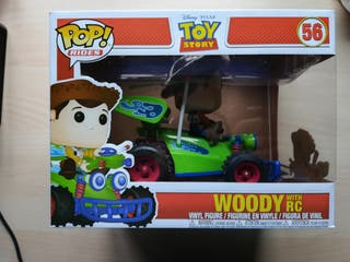 Funko POP Woody with RC
