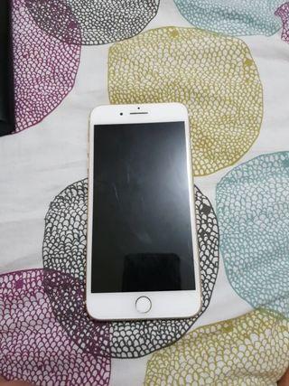 iphone 7plus 64 gb oro