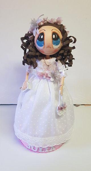 Muñecas Fofuchas personalizadas