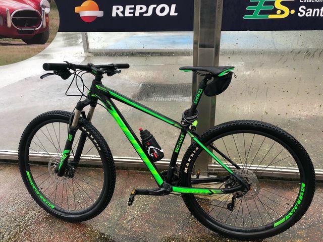 Bicicleta Scott Scale 960
