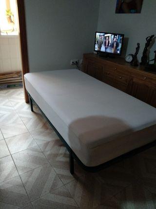 Colchón viscoelástico 190x90