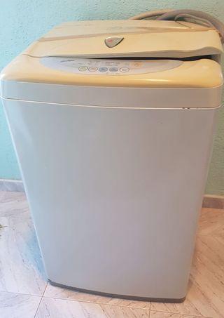 Lavadora ecológica LG