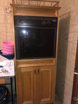 Mueble de cocina de segunda mano en la provincia de Albacete en WALLAPOP