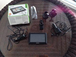 GPS Garmin NUVI 52 LM para EEUU / USA