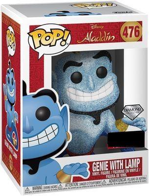 Funko Pop Genie with Lamp Diamond 476